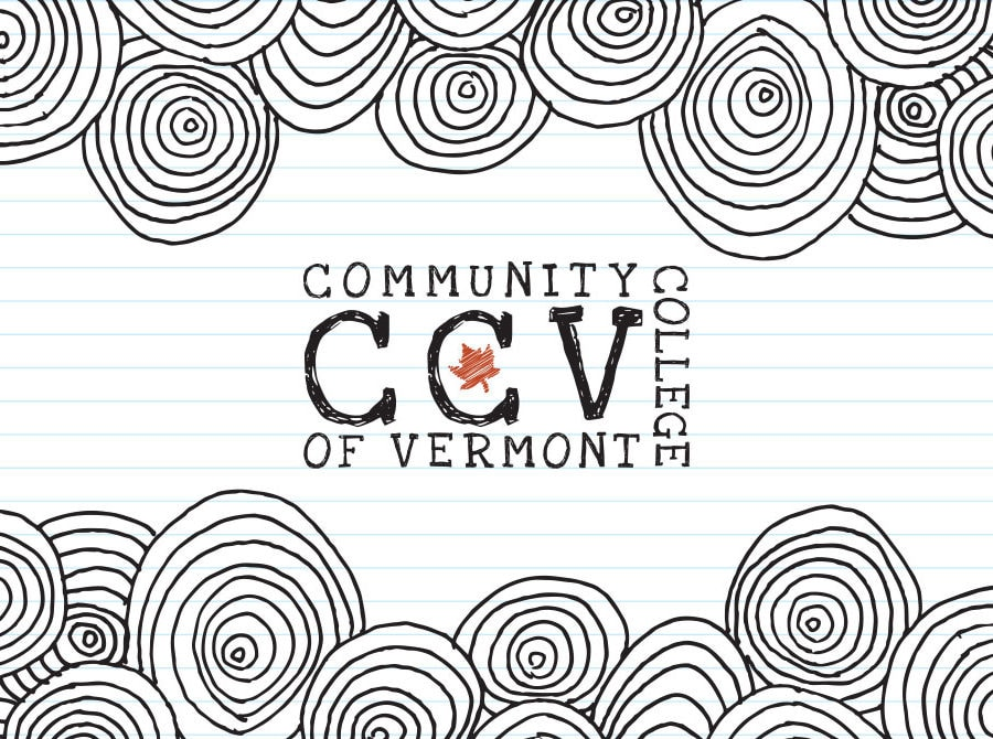 Community College of Vermont student outreach campaign