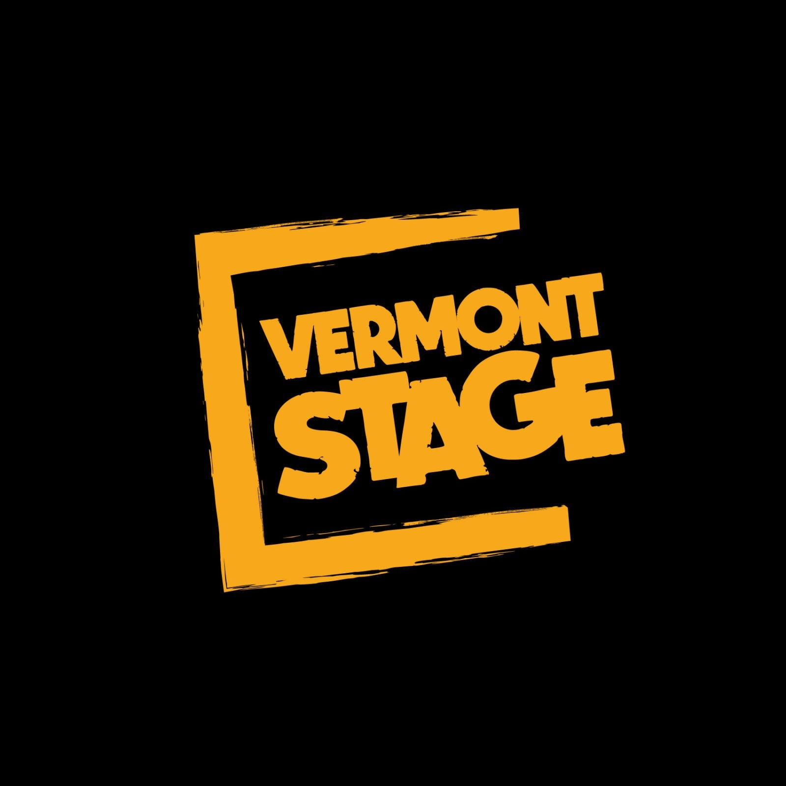 Vermont Stage Logo Design VT Graphic Design by Clutch Creative Co.