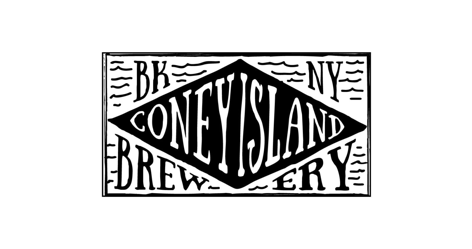 Coney Island Brewery graphic design by Clutch Creative Co. Burlington, VT